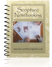 Load image into Gallery viewer, Scripture Notebooking