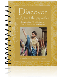 Discover the Acts of the Apostles (Digital Download)
