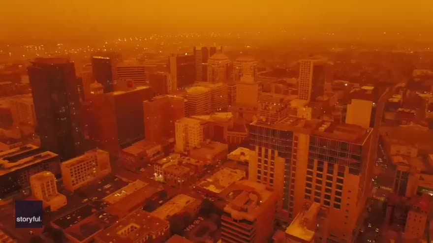 Incendi USA: cosa sta succedendo in california?