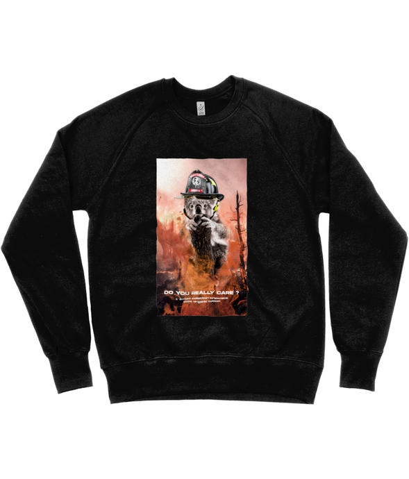 Felpa 1st LIMITED COLLECTION CREWNECK warm burrow