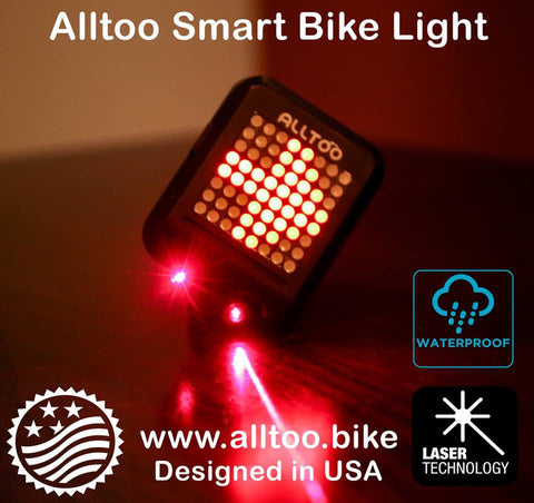 Alltoo Bike Light