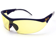 Charger l'image dans la galerie, Lunette Caterpillar Jaune | Safety glasses Caterpillar yellow