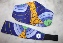 Load image into Gallery viewer, Women's Mask & Headband Set