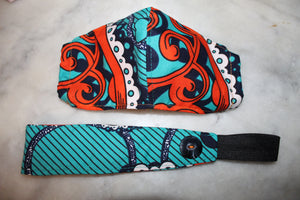 Women's Mask & Headband Set