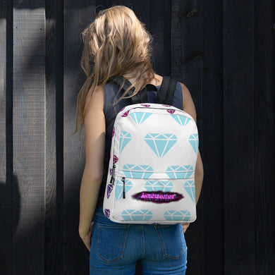 MONUMENT Diamond Backpack