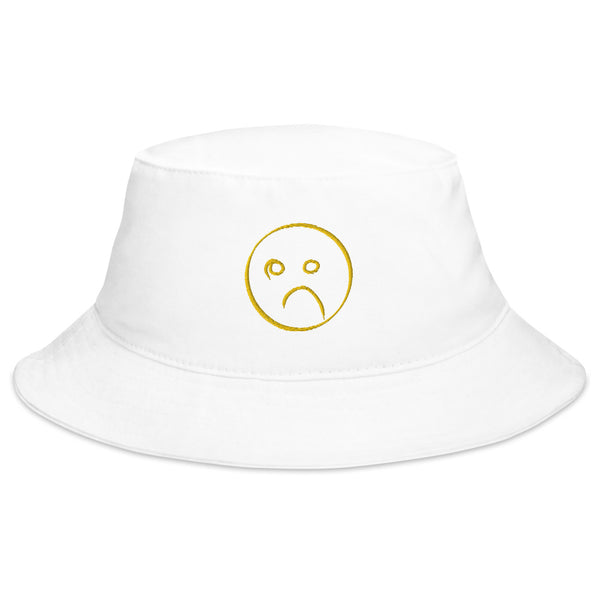Grumpy Head Bucket Hat