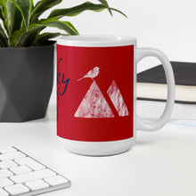 Load image into Gallery viewer, Lucky B Monument Mug