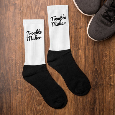 Trouble Maker MP socks