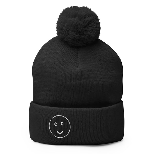 Happy Face Beanie