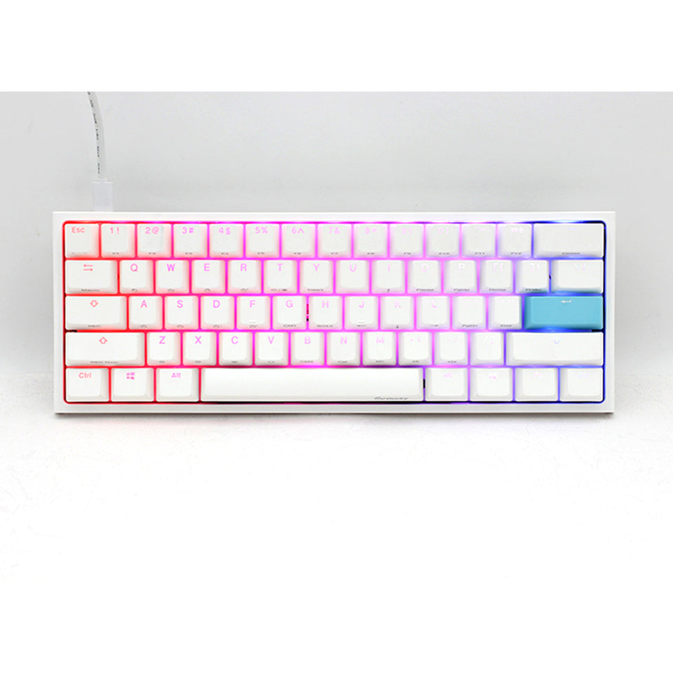 Ducky One2 Mini White RGB - 2