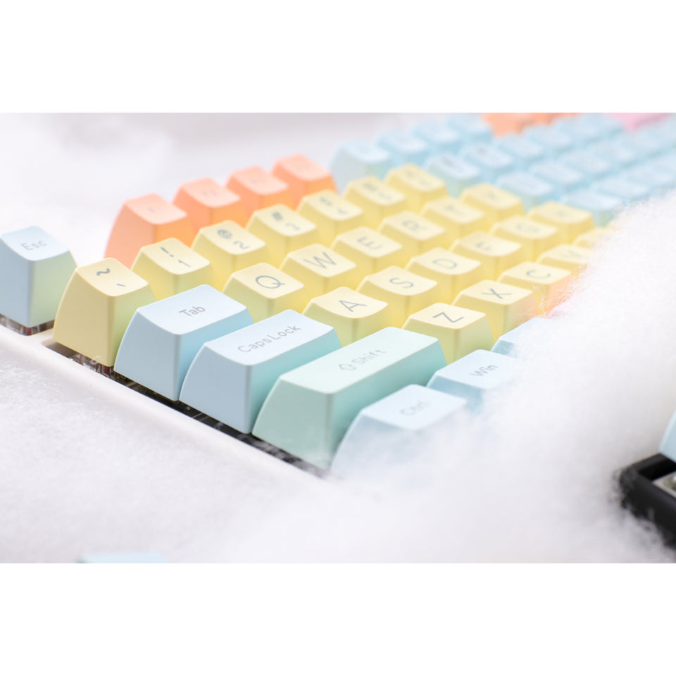 Cotton Candy SA profile PBT Keycap set