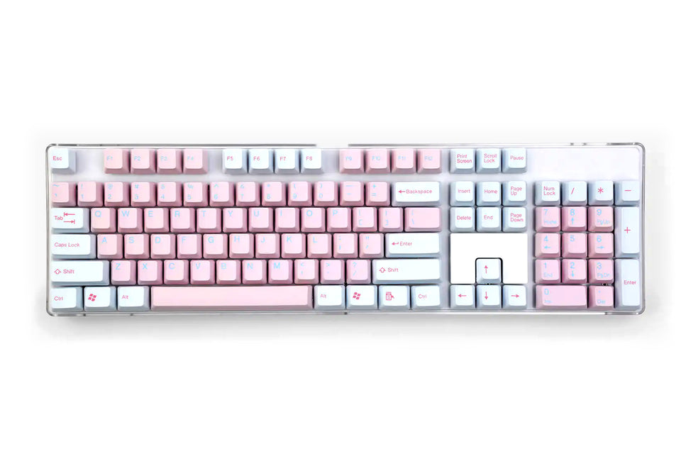 PBT Keycap Set - Unicorn Tears