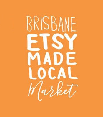 Brisbane Etsy Made Local Logo