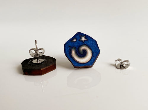Fossils - Animal Crossing - Earrings