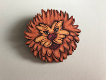 Load image into Gallery viewer, Dandelion Brooch