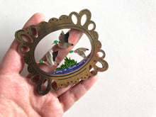 Load image into Gallery viewer, PRE-ORDER Mary's Flying Ducks Brooch