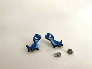 Bruni - Frozen II Stud Earrings