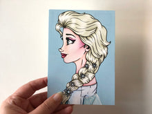 Load image into Gallery viewer, Elsa Postcard