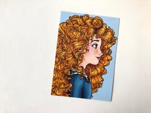 Load image into Gallery viewer, Merida Postcard