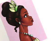 Load image into Gallery viewer, Tiana - Princess and the Frog - Postcard