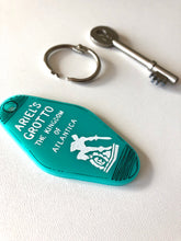 Load image into Gallery viewer, Ariel's Grotto - The Little Mermaid - Key Ring - Keychain - Laser Cut Acrylic