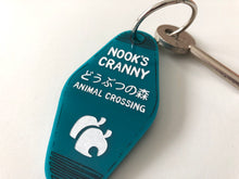 Load image into Gallery viewer, Nook's Cranny - Animal Crossing - Keychain - Laser Cut Acrylic