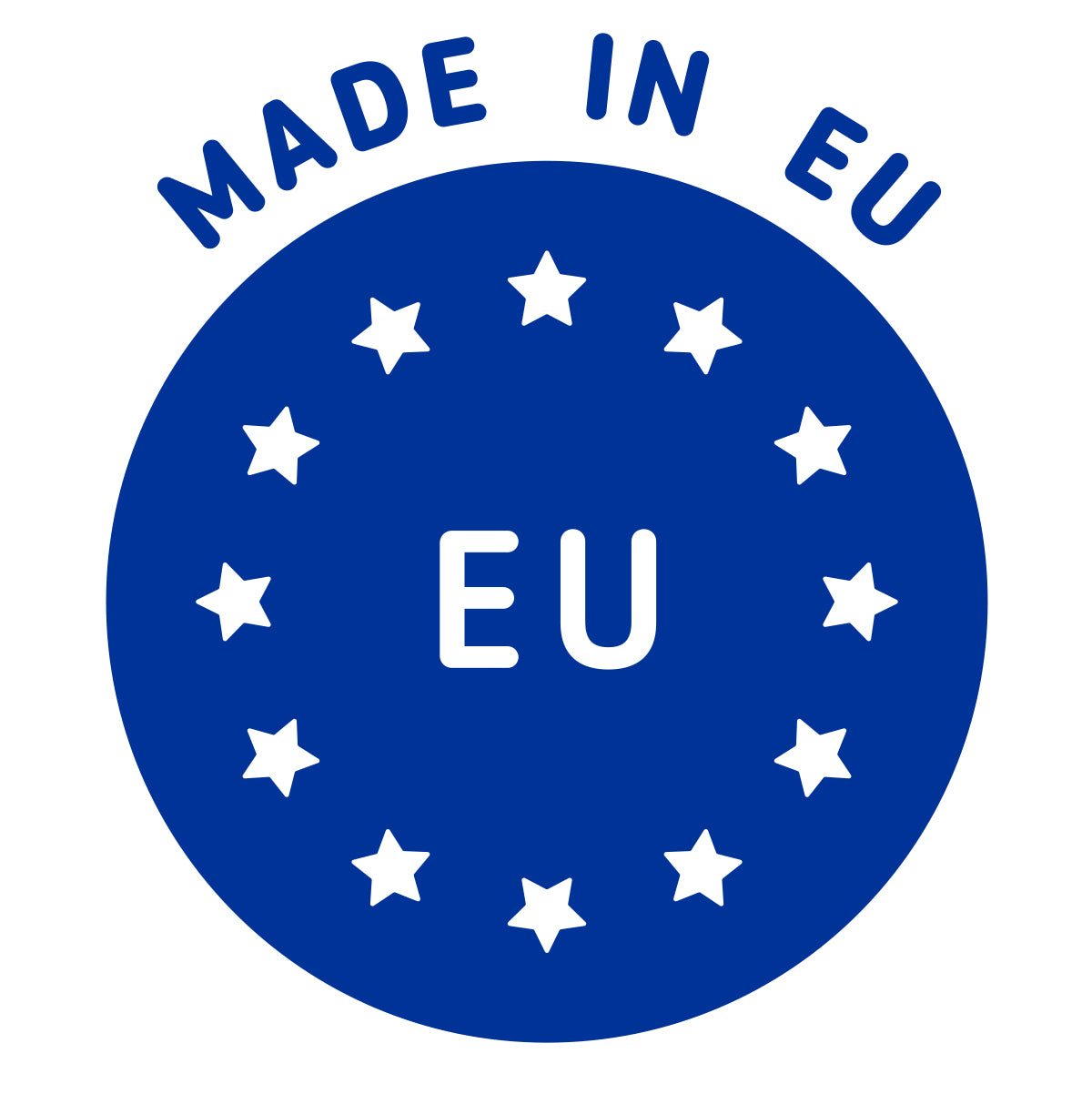 Doglyness Made in EU badge
