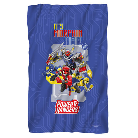 Power Range Fleece Blanket