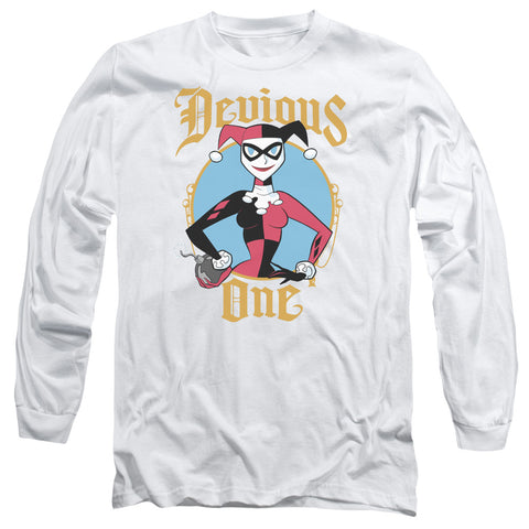Harley Quinn Devious One Long Sleeve Shirt