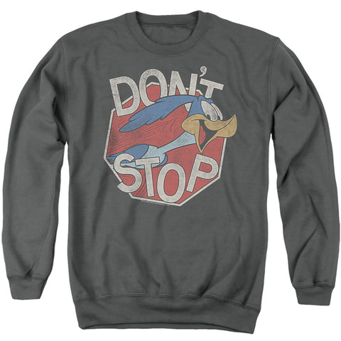 Looney Tunes Don't Stop Crewneck Sweatshirt