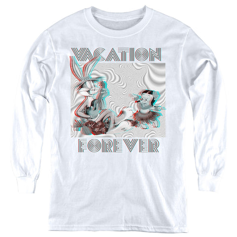 Looney Tunes Vacation Forever Long Sleeve Shirt