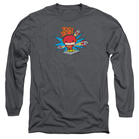 The Flash Too Slow Long Sleeve Shirt