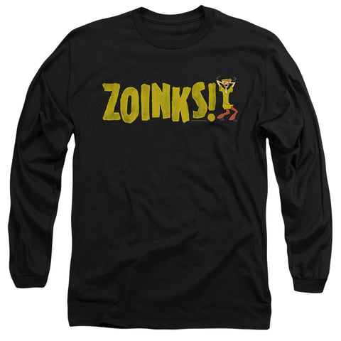 Scooby Doo Zoinks Long Sleeve Shirt