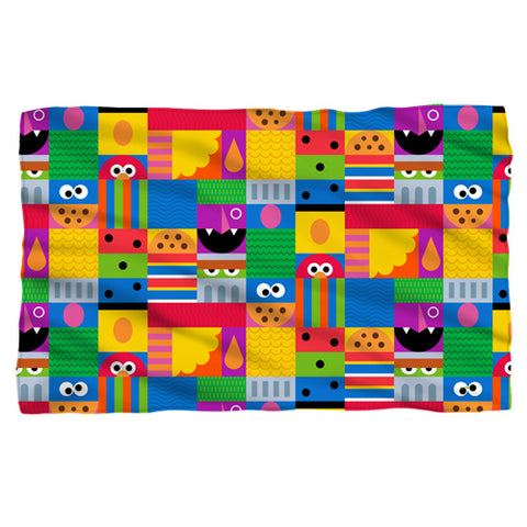 Colorful Fleece Blankets
