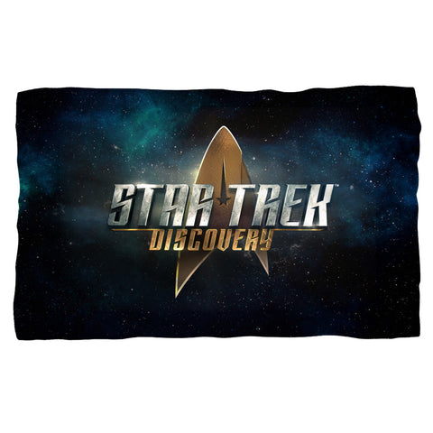 Startrek Discovery Fleece Blanket