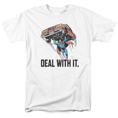 Superman Deal With It T-Shirt