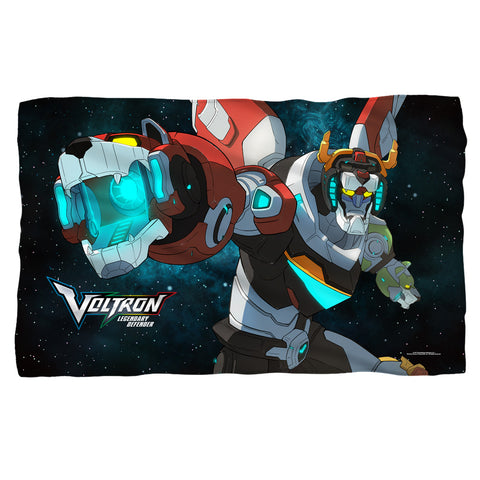 Voltron Defender Of The Universe Fleece Blanket