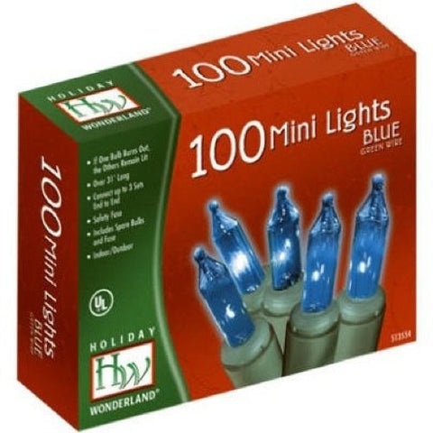 100-Count Blue Light Set