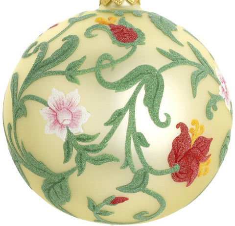 Reed & Barton Floral Globe
