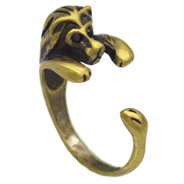 Handmade Cute Animals Ring for Women
