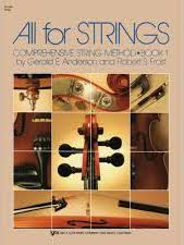 All For Strings, Viola (Vol. 1, 2 & 3)