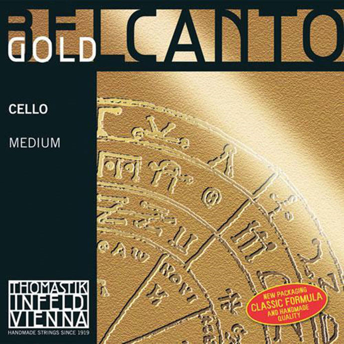 Thomastik Belcanto Gold Cello String Set