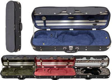 Load image into Gallery viewer, Core Oblong Suspension Violin Case CC525