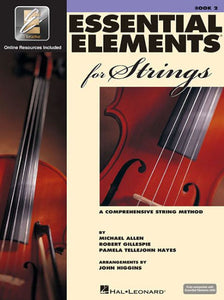 Essential Elements for Violin (Vol. 1 & 2)