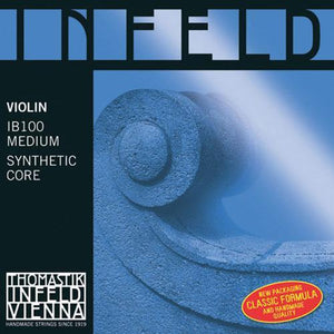 Thomastik Infeld Blue Violin D String