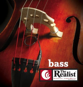 Realist Acoustic Upright Bass Pickup