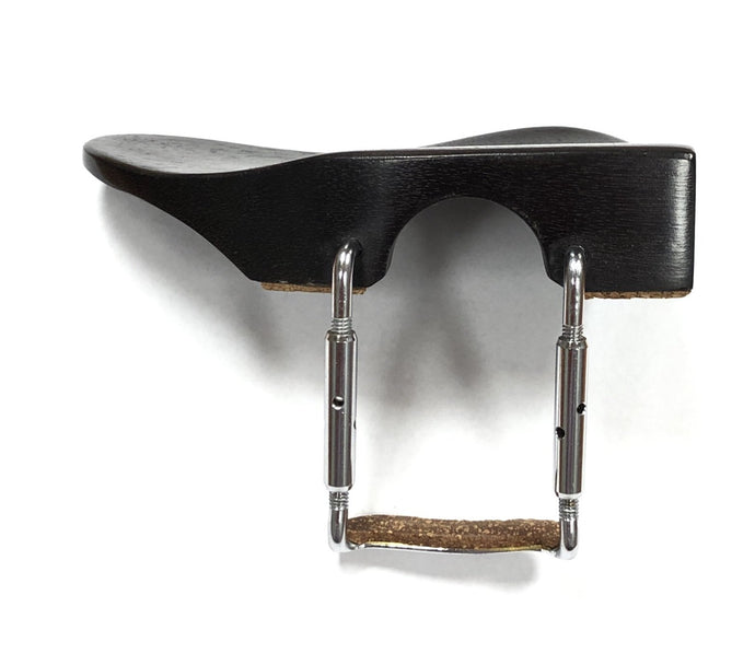 Berber Standard Model Chinrest with Silver Hardware