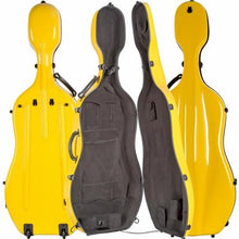 Load image into Gallery viewer, Core Fiberglass Suspension Cello Case CC4330