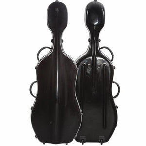 Core Fiberglass Suspension Cello Case CC4330