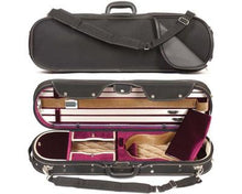 Load image into Gallery viewer, Core Luxurious Oblong Violin Case CC575